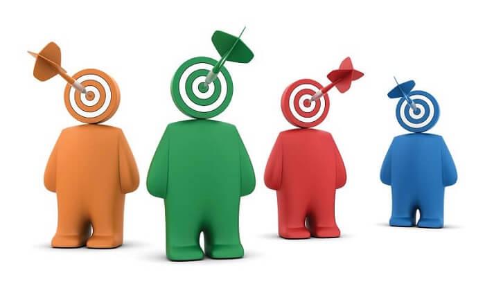 Cần xác định đối tượng của mục tiêu PR là ai